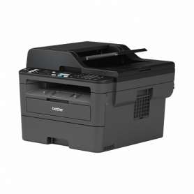 Brother Multifunzione Laser B-N L2710 Fax 30Ppm Eth Black - Nero MFCL2710DNM1
