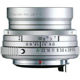 Pentax SMC FA 43mm f-1.9 Limited (Silver)
