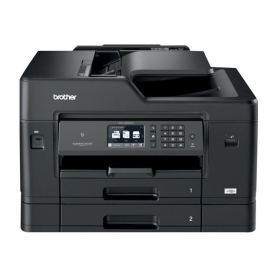 Brother Multifunzione Inkjet Colori Mfcj6930Dw A3 Fax 20Ppm Wi-Fi Black - Nero MFCJ6930DWYY1