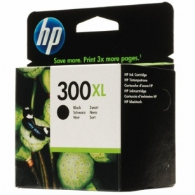 hp Cartuccia Inkjet 300 Xl Black CC641EE
