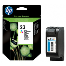 hp Cartuccia Inkjet 23 Multicolor 30Ml C1823D