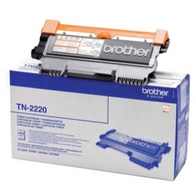 Brother Toner TN-2220 Black Durata 2.6Kpgs TN2220