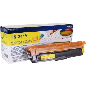 Brother Toner 241 Yellow 1.4Kpgs TN241Y