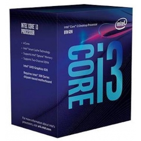 Intel i3-8300 Quad Core 3.7Ghz 8MB 62W Skt1151 Box BX80684I38300