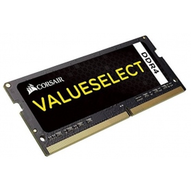 Corsair SoDImm DDR4 8GB 2133Mhz CL15 Single Module CMSO8GX4M1A2133C15