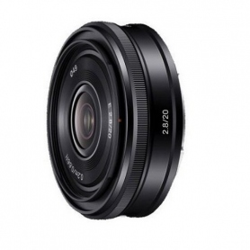 Sony E20mm f-2.8 (SEL-20F28) E-Mount per APS-C