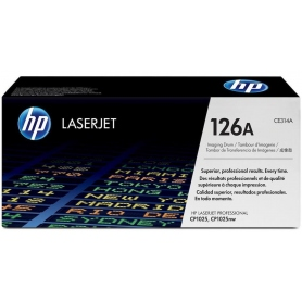 hp Tamburo 126A Black CE314A
