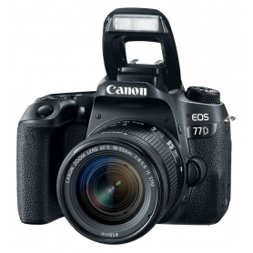 Canon EOS 77D + 18-55mm IS STM - Garanzia Canon Italia