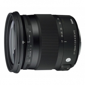 Sigma 17-70mm f-2.8-4 DC OS HSM (C) Contemporary per Nikon