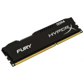 Kingston DDR4 4GB 2400Mhz DDR4 Hyperx Fury Black Single Module HX424C15FB-4