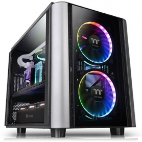 Thermaltake Case Gaming Cube Level 20 Xt Tempered Glass CA-1L1-00F1WN-00
