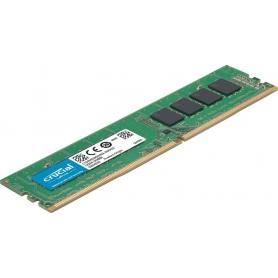 Crucial DDR4 16GB 2666Mhz CL19 DIMM 1.2V Single Module CT16G4DFD8266