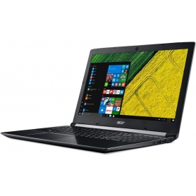 Acer Aspire A517 17.3 i5-8250U 8GB SSD@256GB Gforce Mx130@2GB W10H Black NX.GVQET.010