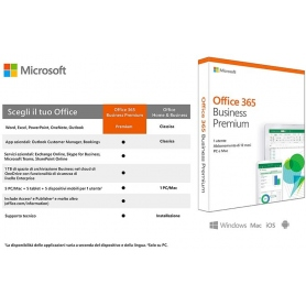 Microsoft Office 365 Business Premium KLQ-00383