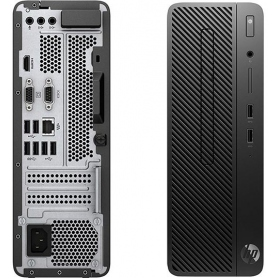 hp 290 G1 SFF G5400 4GB 1TB W10Pro Black 4HR64EA