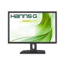 Hannspree 24 Fhd 1920X1080, 16:10, 300Cd-M, IPS, USB Hub, VGA, DVI, HDMI, Dp, Multim, 5Ms, Altezza Regolabile, Pivot HP246PJB