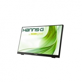 "Hannsg LED 21,5"", IPS Touch, 16:9, 250Cd/M, 1920X1080, 7Ms, VGA, HDMI, Display Port, Multimediale HT225HPB"