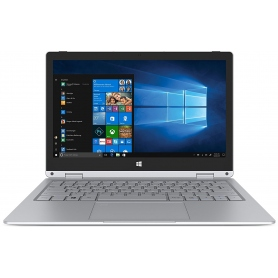 "Trekstor Primebook C11 11.6"" - WiFi - 4/64 GB Gunmetal Grey - It Keyboard Windows 10 Home 64 Bit 38245"
