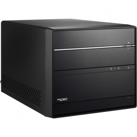Shuttle XPC Cube Barebone SH170R6 Intel H170 1151 Black 300W PC-SH170R611