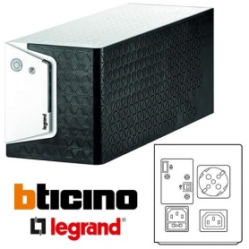 Legrand By Bticino UPS Keor Sp 800Va 480W Line Interactive Avr Black-White LG-310184