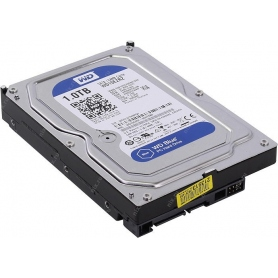 Western Digital 1TB 5400Rpm 3.5 Sata 64MB Wd Blue WD10EZRZ
