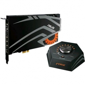 Asus Strix Raid Pro Scheda Audio Gaming 7.1 Tecnologia Digitale Interfaccia PCI Express 1X con Telecomando 90YB00I0-M1UA00