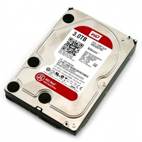Western Digital 3TB Intellipower 64MB Red SATA 3 NAS WD30EFRX