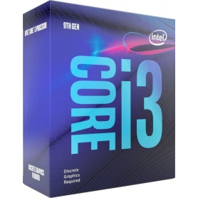 Intel i3-9100F 3,6Ghz Socket Lga 1151 6MB No Vga BX80684I39100F