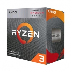 AMD Ryzen 3 3200G 3.6Ghz Processore Socket AM4 Cache L2 2MB L3 4MB Tdp 65W YD3200C5FHBOX