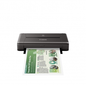 Canon Ink Ip110 Portatile con Batteria A4 USB-Wireless 9596B029