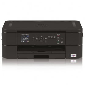 Brother Ink Dcp-J572Dw A4 6Ppm 1200X1200Dpi USB-Wireless Scanner Copiatrice DCPJ572DWM1