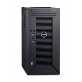 Dell Server Tower Poweredge T30, Xeon E3-1225, 8GB Ram, 1X1TB 7,2K SATA PET3002