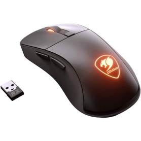 Cougar Gaming Surpassion RX Mouse Wireless 7200 DPI Nero