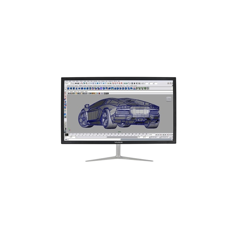 "Yashi Monitor 28"" Uhd 4K IPS 1ms 250Cdm Vga/HDMI Multimediale YZ2815"
