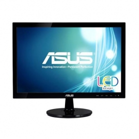 Asus LED 19 pollici 5Ms 250Dc-M2 Black - Nero VS197DE