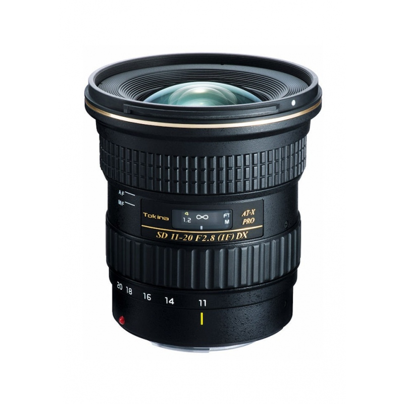 Tokina 11-20mm f-2.8 AT-X Pro DX, per Canon