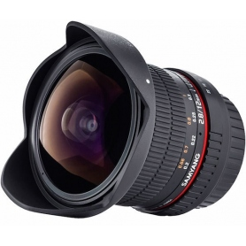 Samyang 12mm f-2.8 ED AS NCS Fish-eye per Canon