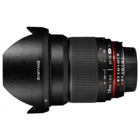 Samyang 16mm f-2.0 ED AS UMC CS (Canon)