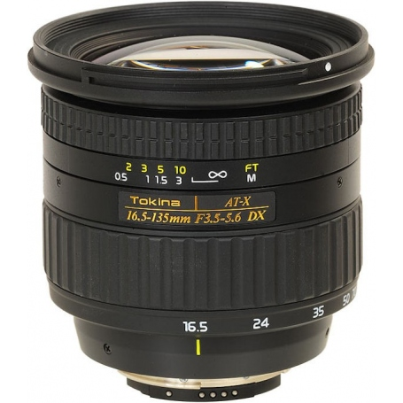 Tokina 16.5-135mm AT-X DX, per Nikon