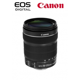 Canon EF-S 18-135mm f-3.5-5.6 IS STM - SCATOLA BIANCA - Assistenza Italia