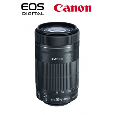 Canon EF-S 55-250mm f-4-5.6 IS STM - Assistenza in Italia