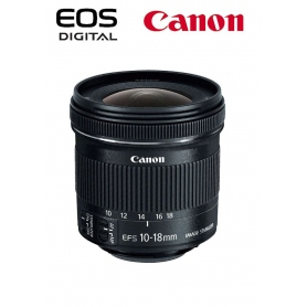 Canon EF-S 10-18mm f-4.5-5.6 IS STM - Assistenza Italia