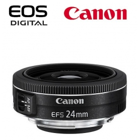 Canon EF-S 24mm f-2.8 STM Pancake - Assistenza Italia