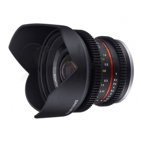Samyang 12mm T2.2 Cine NCS CS (Sony E-Mount) Nero