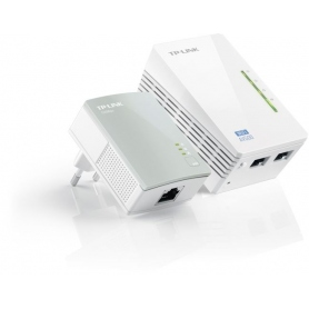 TP-Link Powerline 500M Wireless 300MBps Dual Kit Lan TL-WPA4220KIT