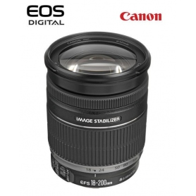 Canon EF-S 18-200mm f-3.5-5.6 IS - Assistenza Italia
